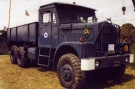 Scammell Constructor 20Ton 6x6 Tractor (PSJ 815) Front