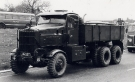 Scammell Constructor 20Ton 6x6 Tractor (JSV 227)