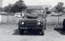 Land Rover 110 Defender (98 KE 25)