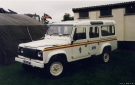 Land Rover 110 Defender (35 KF 88)