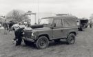 Land Rover 90 Defender (63 KF 97)