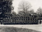 REME Unit, with Scammell & Bedford QL
