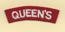 Queen\'s Royal Regiment (West Surrey)(Embroid)