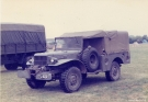 Dodge WC-52 Weapons Carrier (OYJ 460 R)