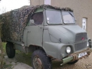 Simca Marmon MH600BS 1.5Ton 4x4 Cargo (KSJ 141)(Courtesy of Mark C)