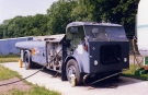 AEC Mercury Mk2 10Ton 4x2 Aircraft Servicing Fuel Tanker (44 AD 98)