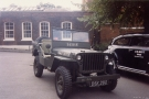 Willys MB/Ford GPW Jeep (DSK 280)