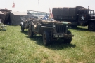 Willys MB/Ford GPW Jeep (YSU 653)