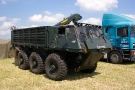 Wartime in the Vale 2010, Alvis Stalwart Amphibious Truck (KAW 998 E)