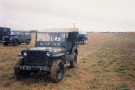 Willys MB/Ford GPW Jeep (TUB 850)