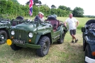 Wartime in the Vale 2010, Austin Champ (USK 814)
