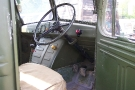 Wartime in the Vale 2010, Bedford OYD 3Ton GS (ESU 588) Inside 2