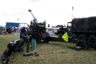 Wartime in the Vale 2010, FH 70 Howitzer Gun