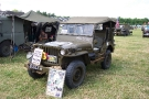 Wartime in the Vale 2010, Ford GPW Jeep (UAS 641)