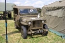 Wartime in the Vale 2010, Ford GPW Jeep (748 XUK)