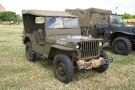Wartime in the Vale 2010, Ford GPW Jeep (689 UXW)