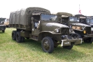 Wartime in the Vale 2010, GMC 353 CCKW 6x6 Dump Truck (WAS 818)