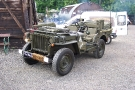 Wartime in the Vale 2010, Hotchkiss M201 Jeep (PSJ 663)