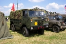 Wartime in the Vale 2010, Land Rover 101 GS (65 FL 18)