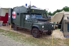 Wartime in the Vale 2010, Land Rover 127 Ambulance (PR 65 AA)