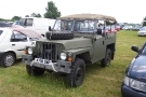 Wartime in the Vale 2010, Land Rover S3 Lightweight (A 738 DWP)