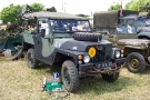 Wartime in the Vale 2010, Land Rover S3 Lightweight (17 KA 38)