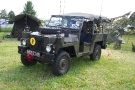 Wartime in the Vale 2010, Land Rover S3 Lightweight (NRX 534 K)