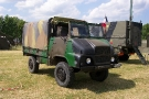 Wartime in the Vale 2010, Simca Marmon MH600BS 1.5Ton 4x4 Cargo (YSJ 705)