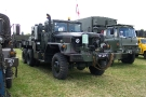 Wartime in the Vale 2010, M816 5Ton Wrecker (YUY 224 G)