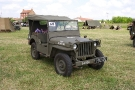 Wartime in the Vale 2010, Willys MB Jeep (YSU 126)
