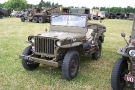 Wartime in the Vale 2010, Willys MB Jeep (YFF 457)