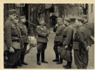 German Officers in Discussion