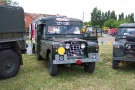 Land Rover S2 Ambulance (OCV 383 F) Front