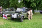 Land Rover 110 Defender (36 KF 96)