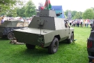 Land Rover S3 Shorland Armoured Car (HNP 853 J)(12 FL 02) Rear