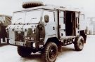 Land Rover 101 Radio (68 FL 53) (Copyright of Tim Neate. This photo should not be reproduced without his permission)