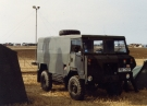 Land Rover 101 Radio (UBV 742 P)
