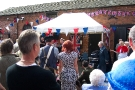 Wolverhampton Bantock House 1940\'s Show, Sept 2010 - Entertainment
