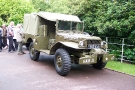Wolverhampton Bantock House 1940\'s Show, Sept 2010 - Dodge WC-52 Weapons Carrier (283 XUS)