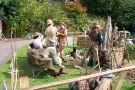 Wolverhampton Bantock House 1940\'s Show, Sept 2010 - Land Army Girls 3
