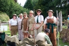 Wolverhampton Bantock House 1940\'s Show, Sept 2010 - Land Army Girls 2
