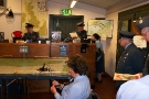 Wolverhampton Bantock House 1940\'s Show, Sept 2010 - RAF Neechley Ops Room 3