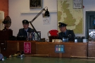 Wolverhampton Bantock House 1940\'s Show, Sept 2010 - RAF Neechley Ops Room 2