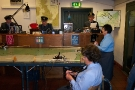 Wolverhampton Bantock House 1940\'s Show, Sept 2010 - RAF Neechley Ops Room 1