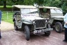 Wolverhampton Bantock House 1940\'s Show, Sept 2010 - Willys MB Jeep (SVS 249)