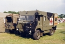 Land Rover 101 Ambulance (72 GJ 29)