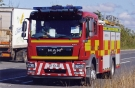 MAN Emergency One Fire Tender (LE 72 AB)(Copyright of Colin Martin)