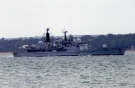 D97 HMS Edinburgh (Type 42 Class Destroyer)