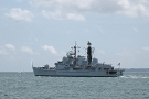D96 HMS Gloucester (Type 42 Class Destroyer)(Copyright of Bruce Burnell) Photographed June 2008