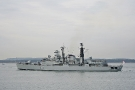 D92 HMS Liverpool (Type 42 Class Destroyer))(Copyright of Bruce Burnell) Photographed September 2009